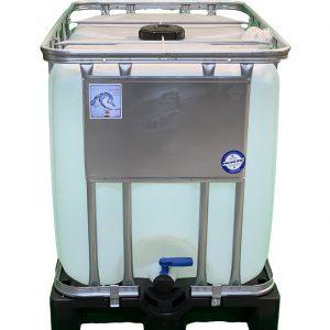 Demineraliseretvand 650 liters Palletank