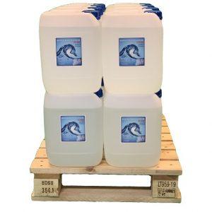 Demineraliseretvand 10 liters 16 stk. dunke