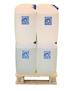 Demineraliseretvand 25 liters 12 stk. dunke