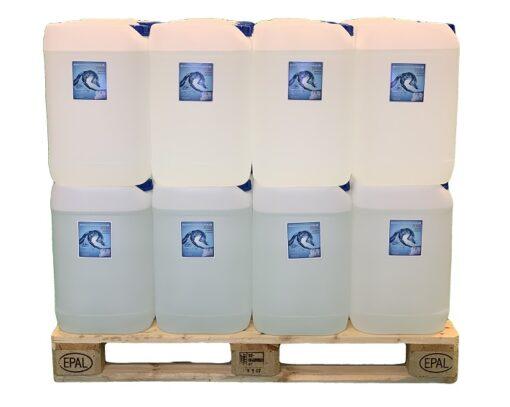 Demineraliseretvand 25 liters 24 stk. dunke