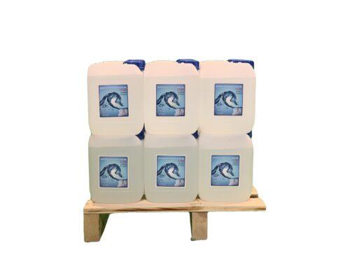 Demineraliseretvand 5 liters 12 stk. dunke