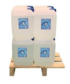 Demineraliseretvand 10 liters 8 stk. dunke