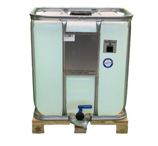 Demineraliseretvand-325-liters-Palletank