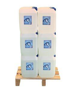 Demineraliseretvand 10 liters 12 stk. dunke